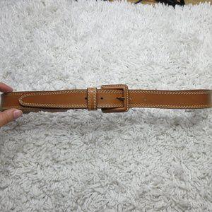 Sulka leather belt sz 34